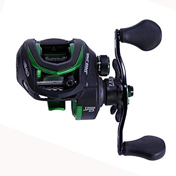 Lews Fishing Mach Speed Spool MCS Casting Reel