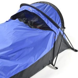 Chinook Summit 1 Person Bivy Bag Blue or Olive